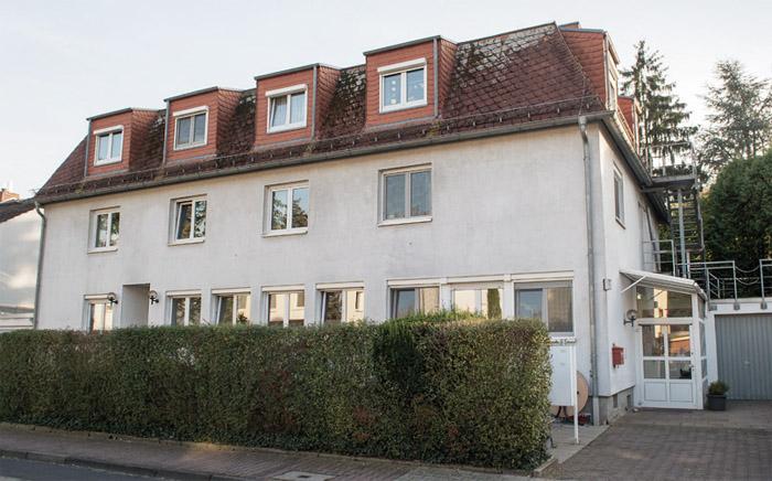 Wohneinrichtung in der Hohemarkstraße