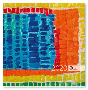 Titelbild pw°-Kunstkalender 2020