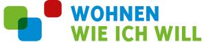 """Logo """"Wohnen, wie ich will"""